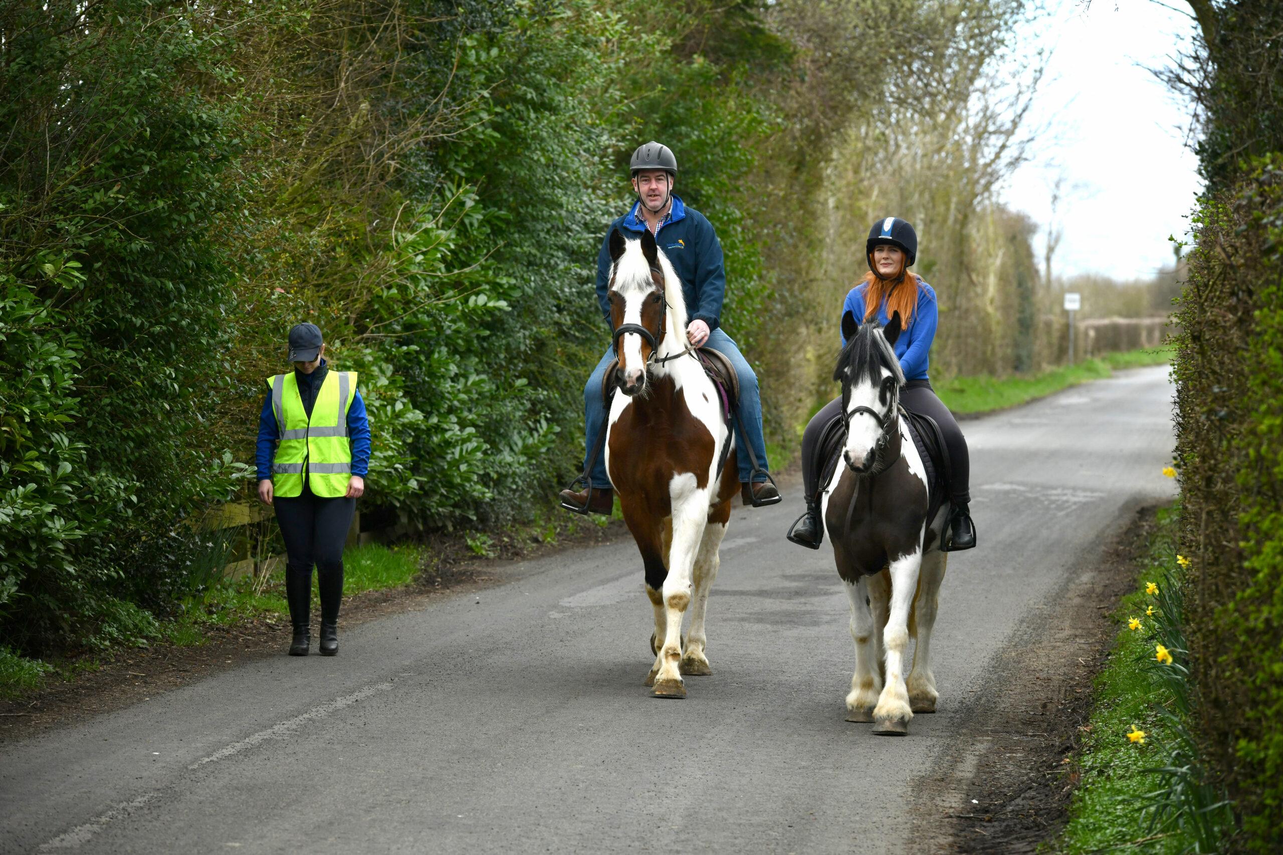 Horseback riding north coast